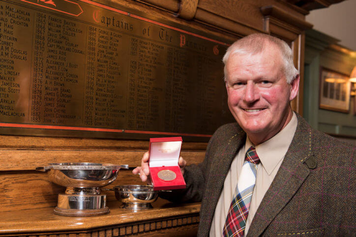 2016 World Hickory Open Champion – Sandy Lyle