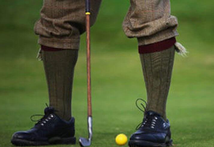 ヒッコリーゴルフの手引き