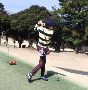 Kamakura Public GC - Hickory Golf - March, 2017